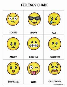 Emoji Feeling Faces: Feelings Recognition | feb ...