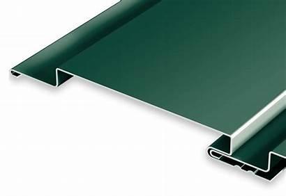 Panels Reveal Flush Metal Sheet Fascia Roof