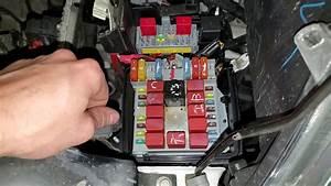 2018 Ram Promaster Ac Relay  U0026 Fuse  Blower Motor Relay