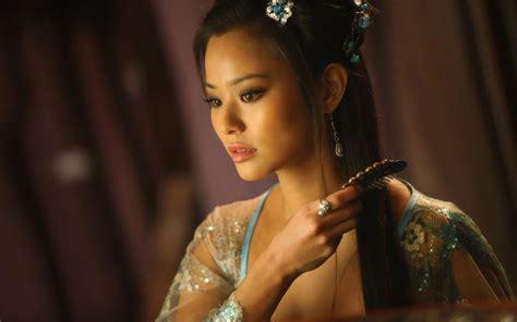 Jamie Chung Asian Actress Television Babe Iron Fist