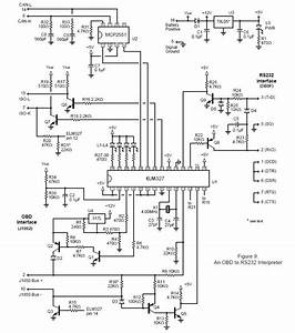 Wiring Diagram Of Obd2 Data Cable To Usb For Pc