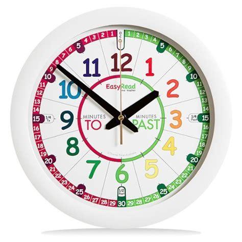 clock learn silent wall clocks for room