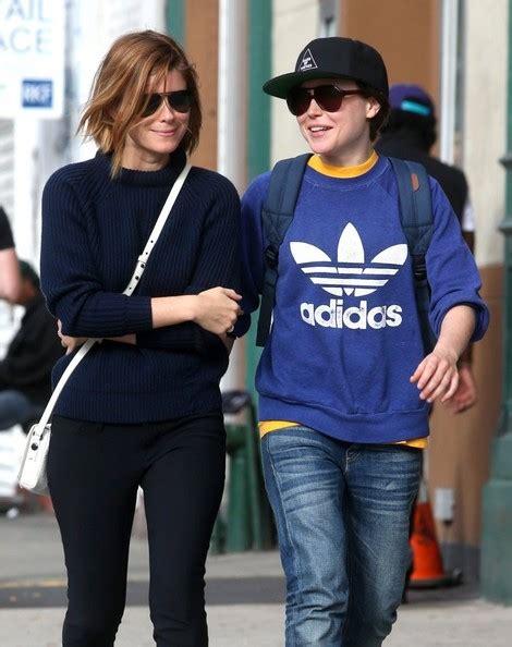 Foto de Kate Mara e seu(sua) amigo(a) Ellen Page