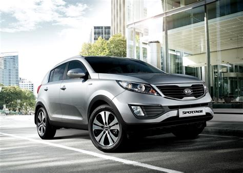Kias Speed by Kia S 2011 Sportage Launches In Middle East