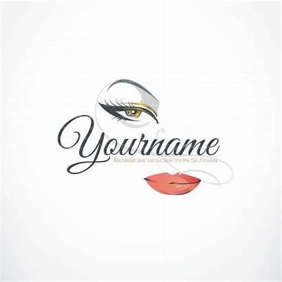 Makeup Artist Logos Beauty Business Maker Exclusive