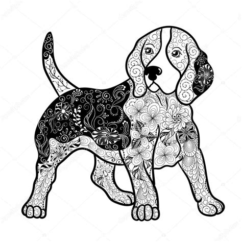 Beagle Kleurplaat by Beagle Drawing At Getdrawings Free For Personal Use