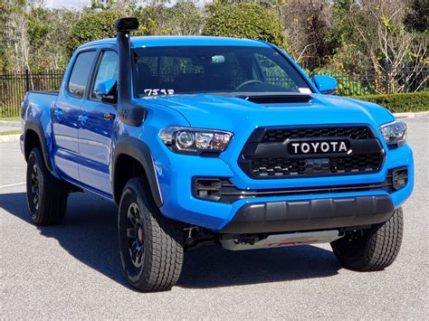 toyota tacoma trd pro double cab  clermont
