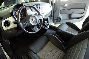 Fiat 500 Interieur : 2012 fiat 500 turbo dark cars wallpapers ~ Gottalentnigeria.com Avis de Voitures