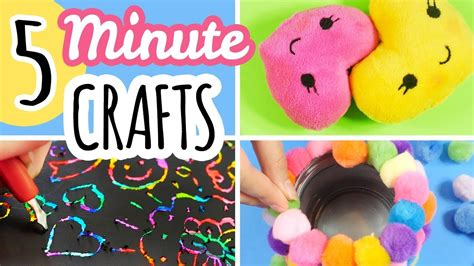 minute crafts      bored youtube