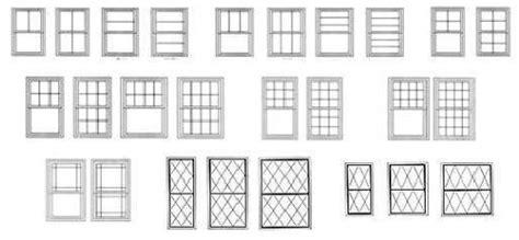 window design styles  inspiration voyage afield