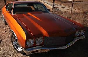 Check This Custom Made 70 Chevy Chevelle Ls2 V8 Engine