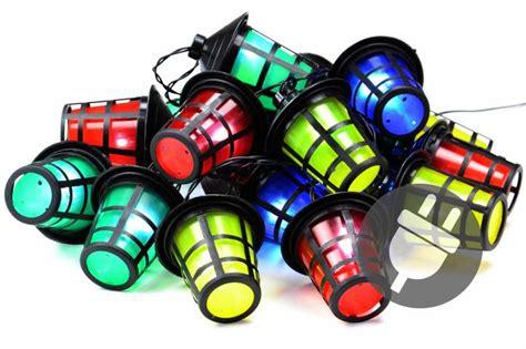 laterne le innen 20 led lichterkette garten laterne lions partybeleuchtung partylichter bunt kaufen bei