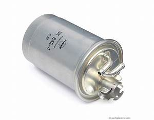 Vw Jetta Golf  U0026 Passat Diesel Fuel Filter