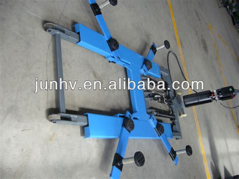 2.8t Portable Hydraulic Scissor Jack Hoists Car Lifts
