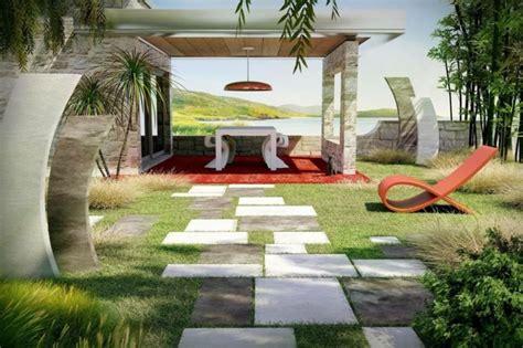 Decoration De Jardin Design D 233 Co Jardin Design 49 Jardins Modernes Pour Vous Inspirer