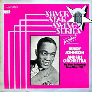 Be Bop Wino  Buddy Johnson Special