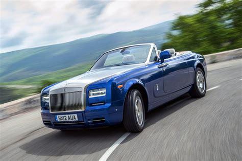 2014 Rollsroyce Phantom Reviews And Rating  Motor Trend