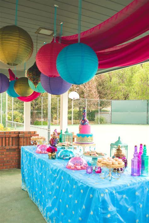 Kara's Party Ideas Moroccan Genie Party  Kara's Party Ideas
