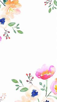 Pin by Maria Pole on iPhone   Floral watercolor, Iphone ...