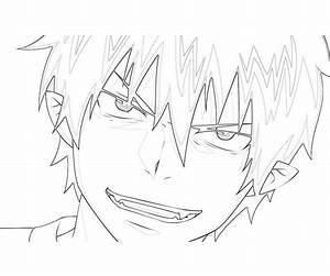 Rin Okumura Rin Okumura Smirk   Art Paper