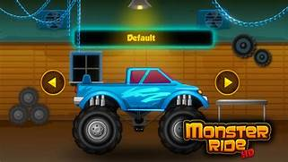 Monster Ride HD - Free Games - Android Apps on Google Play
