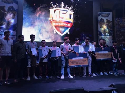 Saints Indo Juara Di Pertarungan Mobile Legends Indonesia