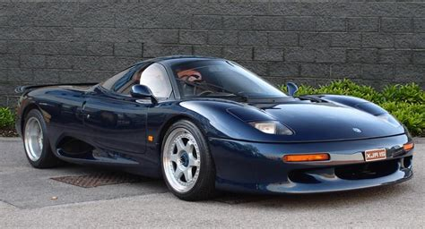 The XJR-15 Is The Jaguar Supercar That Has Slipped Under ...