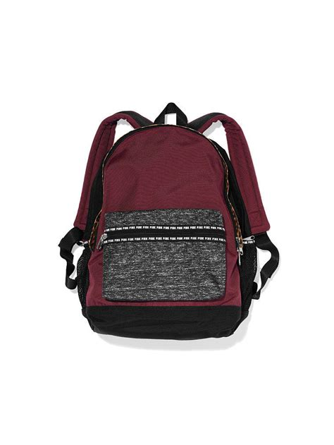 cus backpack pink 39 s from 39 s secret