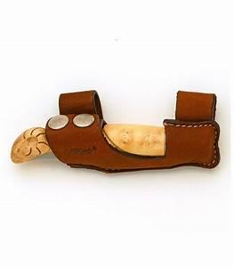 Couteau Du Larzac : tui berger en cuir pour la ceinture ~ Voncanada.com Idées de Décoration