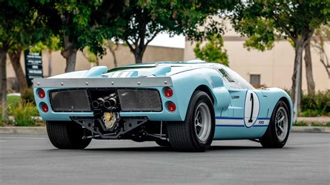 Throughout ford v ferrari he's shown with a grudge against miles and even goes over shelby's head with orders for the racers to drive more conservatively. For Sale: The Ken Miles Car From Ford v Ferrari - A Superformance Ford GT40