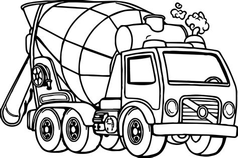 truck coloring pages  adults  getcoloringscom  printable colorings pages  print