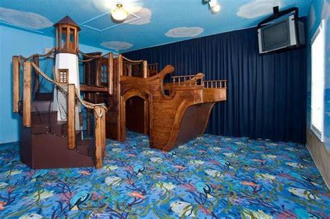 Kids Pirate Room