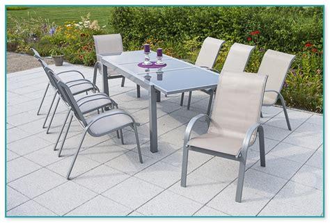 gartenmöbel 8 stühle amalfi gartenm 246 bel set