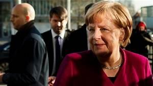 Germany coalition talks: Merkel's conservatives and SPD ...