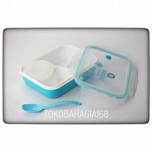 Ukuran Yooyee Lunch Box
