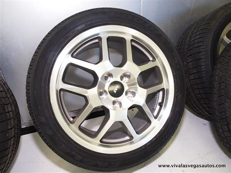 sale svt mustang wheels  tires