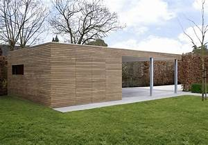 Fertiggaragen Aus Holz : die besten 25 moderner carport ideen auf pinterest carport garage carport entw rfe und ~ Whattoseeinmadrid.com Haus und Dekorationen