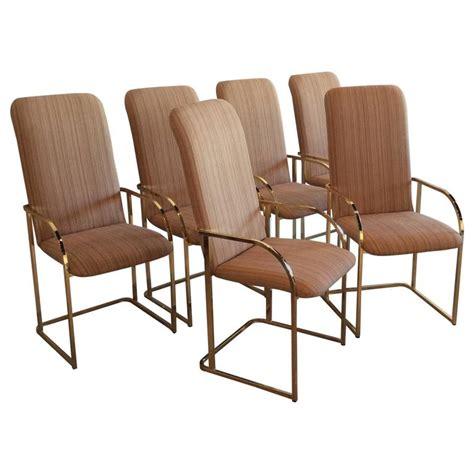 milo baughman set of six vintage dia design institute of