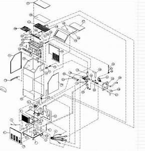 Norpole Ewcim120s Ice Machine Parts