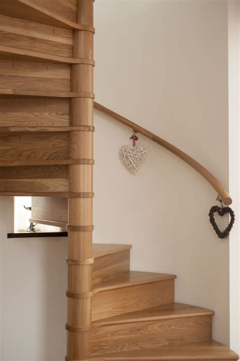 wooden spiral staircase timber spiral stairs uk haldane uk