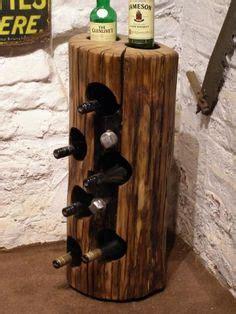 wine rack  twisted burl log home wine rack wine