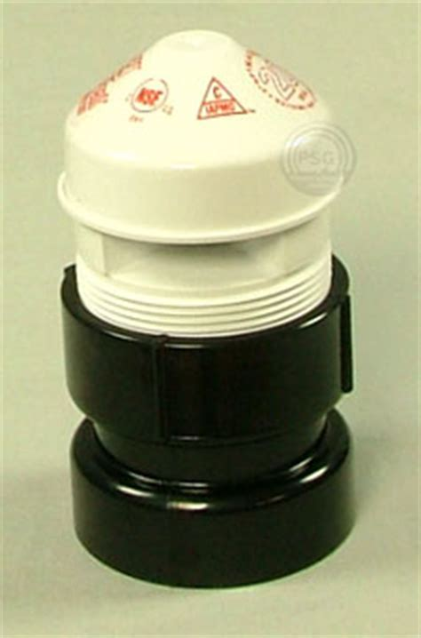 Air Admittance Valve commonly found in RV's