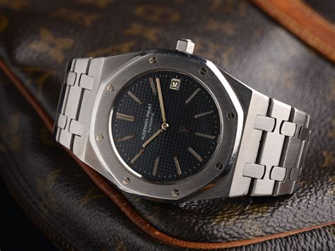 audemars piguet royal oak jumbo  series bulang  sons