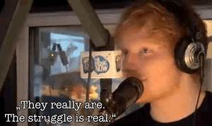 Drunk Ed Sheeran GIF Find Share On GIPHY