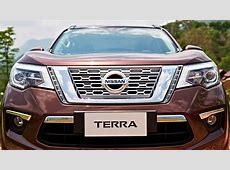 News Nissan Australia Is Very Intent On The Terra SUV
