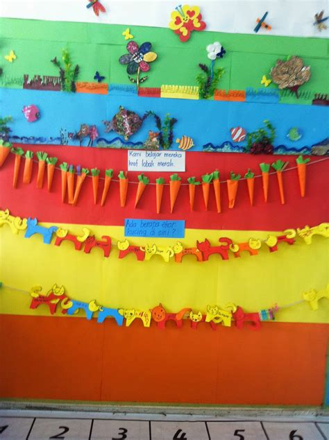 preschool  preschool simple classroom decoration