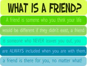Need Friends Quotes