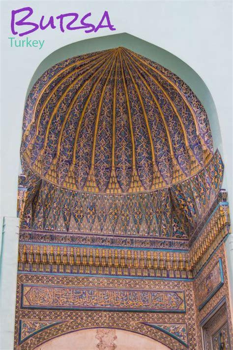 Bursa Ottoman by Bursa And The Birth Of The Ottoman Empire Reflections