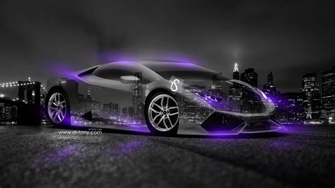 Lamborghini Huracan Crystal City Car 2014