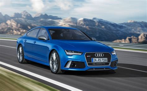 Audi Car : 2016 Audi Rs7 Sportback Performance Wallpaper